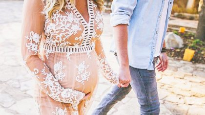 Country Singer Announces Birth Of Baby Boy