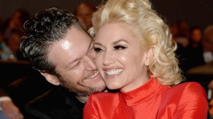 Blake Shelton Spills The Beans On His Valentine's Day Plans With Gwen Stefani