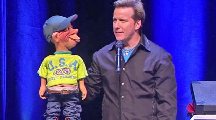 Jeff Dunham's Bubba J Reveals The Details Of His Redneck White Trash Marriage