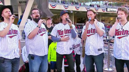 'God Bless America' Goes A Cappella In Brilliant Performance You Need To Hear