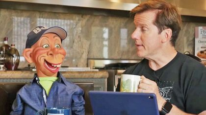 Jeff Dunham & Bubba J Square Off In Hysterical Pancake Challenge
