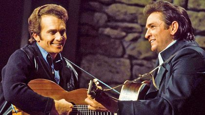 Lost Interview With Merle Haggard Resurfaces With Major Intel On Johnny Cash