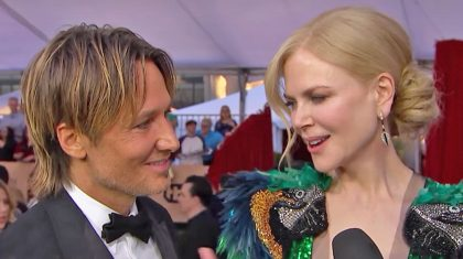 Keith Urban and Nicole Kidman Gush About Each Other In Adorable Interview