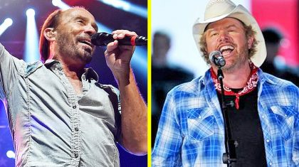 Toby Keith & Lee Greenwood Announced As Performers At Inauguration Concert