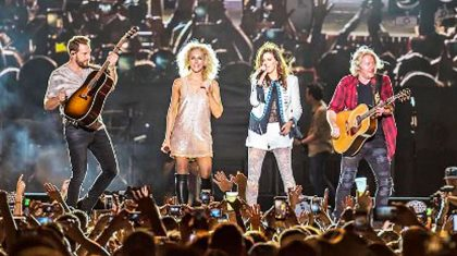 Little Big Town Brings Down The House With Electrifying Cover Of Eagles Mega-Hit