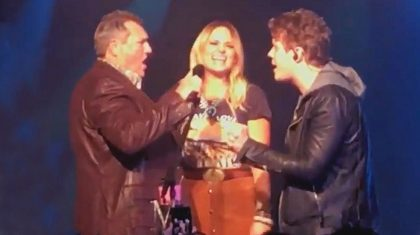 Miranda Lambert's Dad & Boyfriend Join Her On Stage For Unforgettable Performance