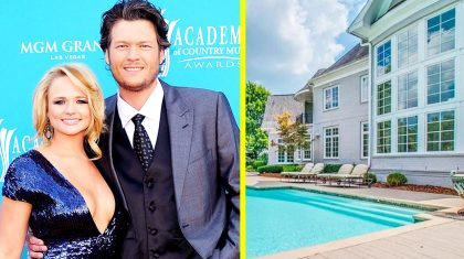 One Final Piece Of Blake Shelton & Miranda Lambert's Marriage Sells For Over $2 Million
