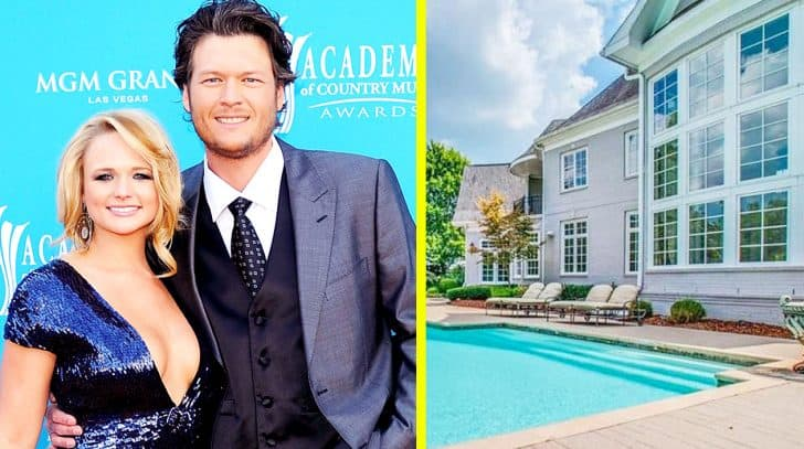 One Final Piece Of Blake Shelton & Miranda Lambert's Marriage Sells For Over $2 Million | Country Music Nation