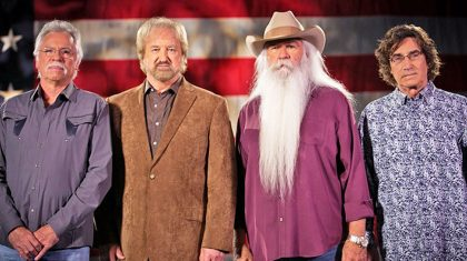 The Oak Ridge Boys Share Their Thoughts About Trump's Inauguration