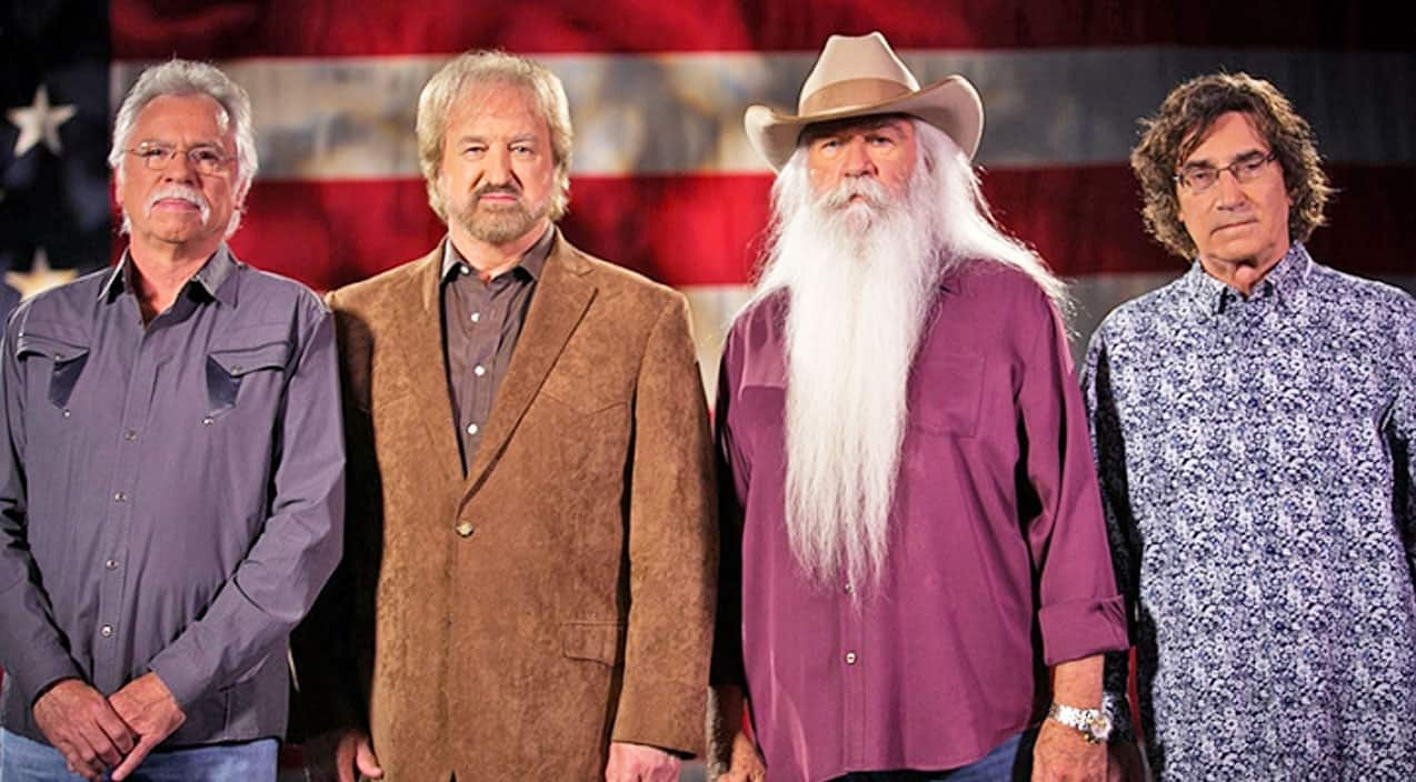 The Oak Ridge Boys Share Their Thoughts About Trump\'s Inauguration ...