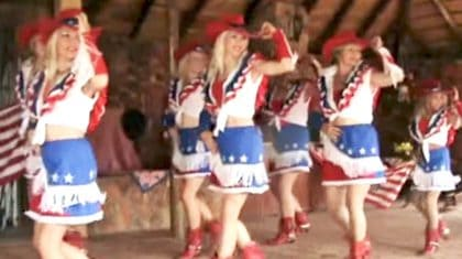 Rodeo Girls Show Off A Line Dance Y'all Will Be Dyin' To Learn