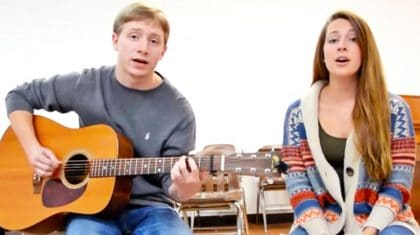 College Students Deliver Tears With Haunting Cover Of 'Whiskey Lullaby'
