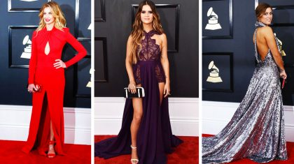 Best-Dressed Country Stars At The Grammys