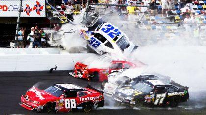 NASCAR Settles Massive Lawsuit From Crash That Injured 30 Fans
