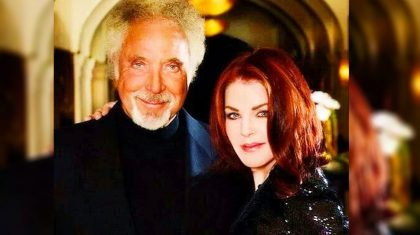 Rep Breaks Silence On Rumors Priscilla Presley Is Dating Tom Jones