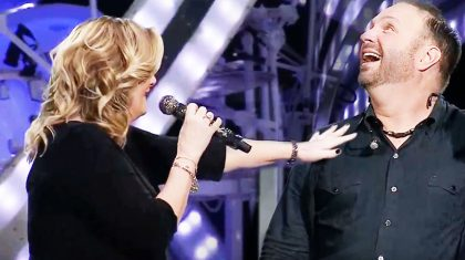 Trisha Yearwood Interrupts Garth Brooks With Major Surprise