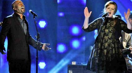 Darius Rucker & Adele Bring Lady Antebellum To Tears With Surreal 'Need You Now'