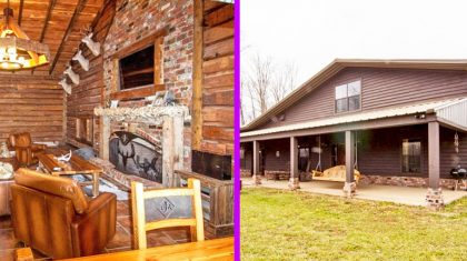 Take A Step Inside Jason Aldean's $4.5 Million Tennessee Hunting Lodge