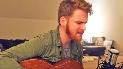 Ben Haggard Will Make You Cry With This Emotional Gospel Cover