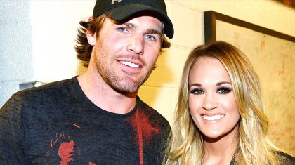 Carrie Underwood Gushes About Sweet Valentine's Gift From Husband Mike Fisher