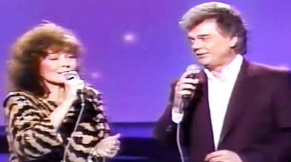 Rare Footage Of Conway Twitty & Loretta Lynn Singing 'Making Believe' Is Pure Perfection