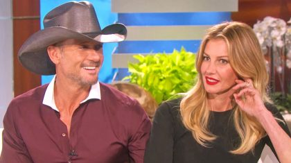 Tim McGraw & Faith Hill's Plan To Scare Their Daughters' Love Interests Is Hysterical