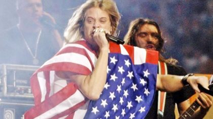 Kid Rock's Explosive Mashup Of His Greatest Hits Will Melt Your Face Off