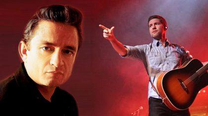 "Josh Turner Bleeds Rebellion In Johnny Cash's Classic ""Folsom Prison Blues"""