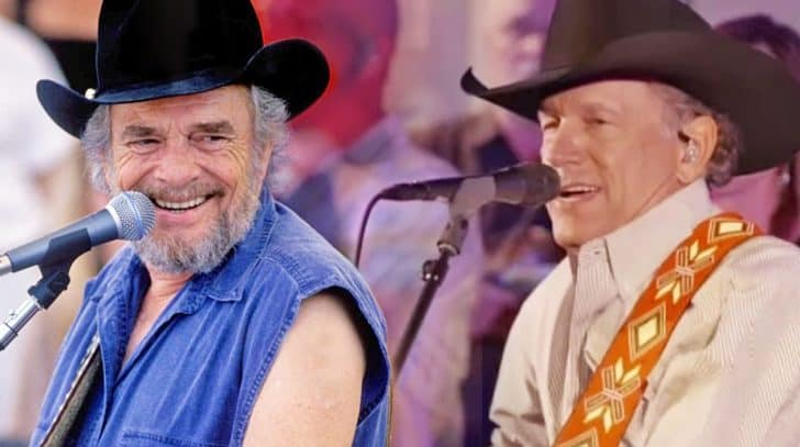 George Strait Tips Hat To Merle Haggard With Show-Stopping 'Mama Tried' | Country Music Nation