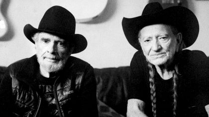 Willie Nelson Confirms He's Working On Album For Merle Haggard