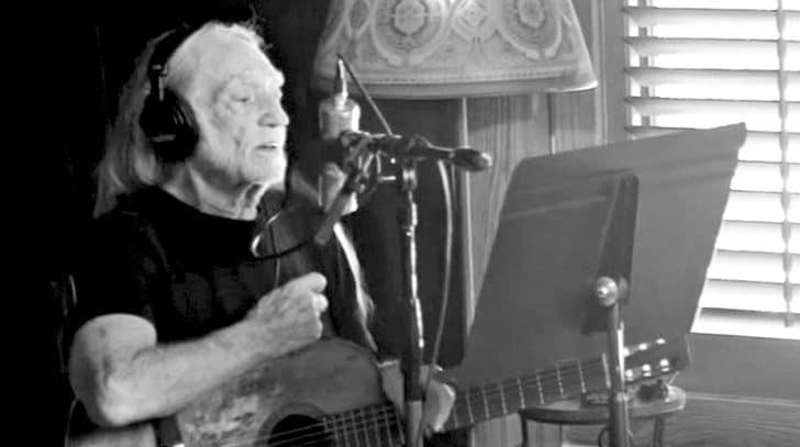Willie Nelson Shows Off His Sensitive Side In Tender New Music Video | Country Music Nation
