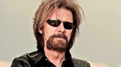Unsuspecting Ronnie Dunn Has Run-In With The Law