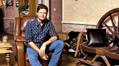 See The Surprise Blake Shelton's Childhood Home Is Hiding