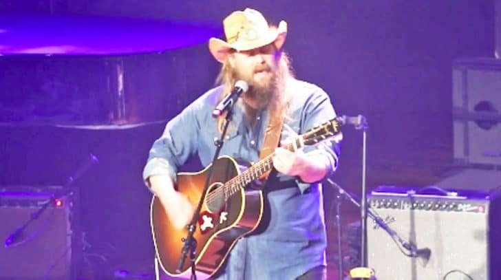 Chris Stapleton Stops Concert For Epic Surprise | Country Music Nation