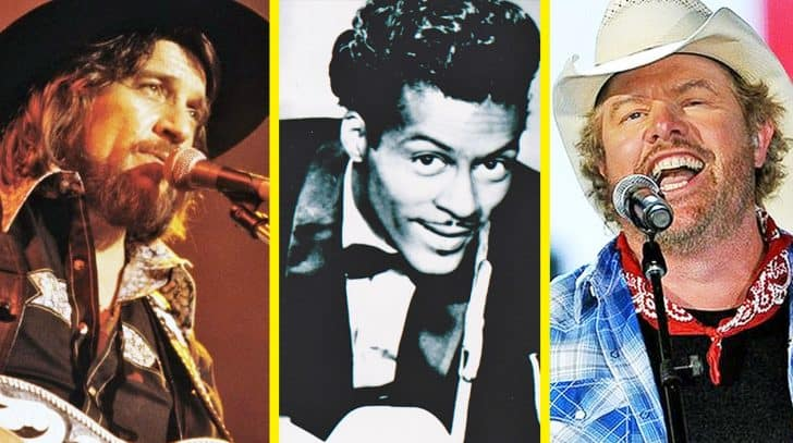 7 Extraordinary Country Covers Of Chuck Berry Classics | Country Music Nation