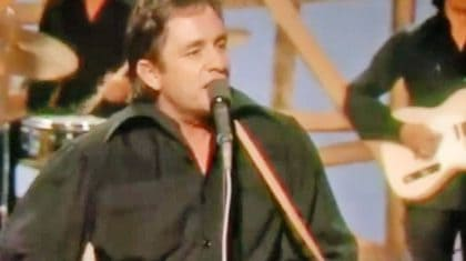 Johnny Cash's Isolated Vocal Track For 'I Walk The Line' Will Leave You Breathless