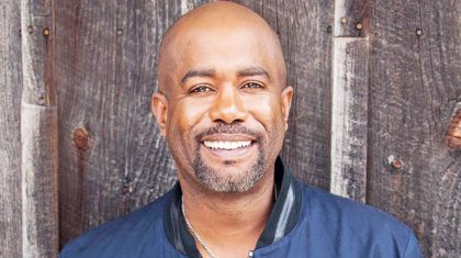 Darius Rucker Finally Met His Wax Figure & You Won't Believe The Resemblance