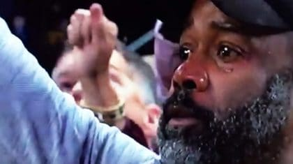 Passionate Darius Rucker Brought To Tears Over Incredible Victory