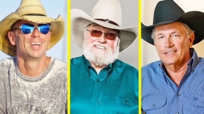 Ever Wonder What Your Favorite Country Artists Look Like Without Their Hats?