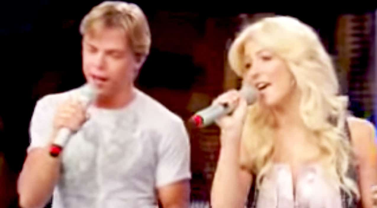 Julianne Hough Sweetly Sings Country Duet But Just Wait Until
