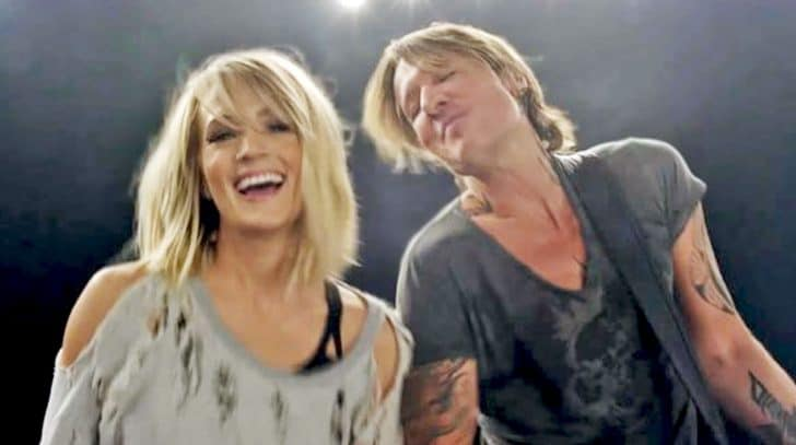 Keith Urban Addresses Backlash Over Carrie Underwood Duet | Country Music Nation