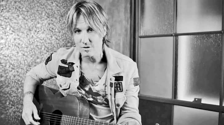 Keith Urban Pours Heart & Soul Into Acoustic Cover Of Miranda Lambert's 'Vice' | Country Music Nation