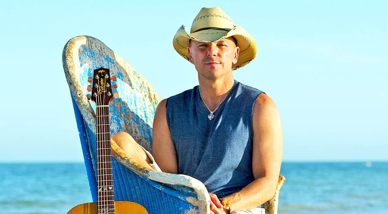 Turn Up The Heat With Kenny Chesney\'s Top 5 Beach Songs – Country ...