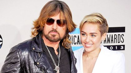 Miley Cyrus Debuts New Tattoo In Honor Of Her Dad