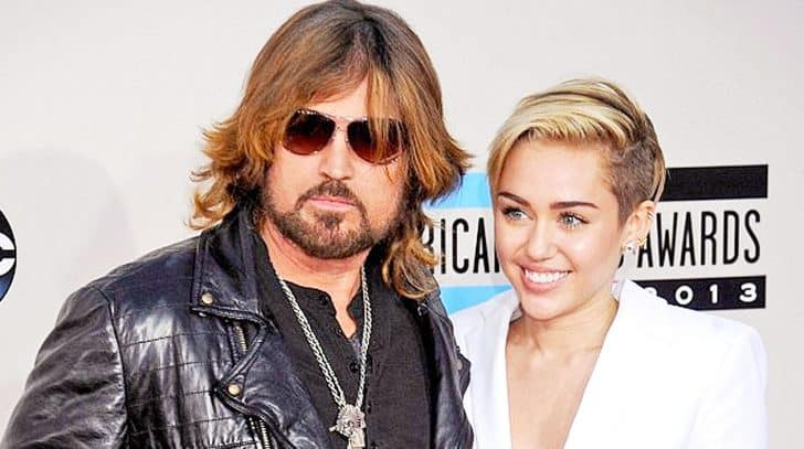 Miley Cyrus Debuts New Tattoo In Honor Of Her Dad | Country Music Nation