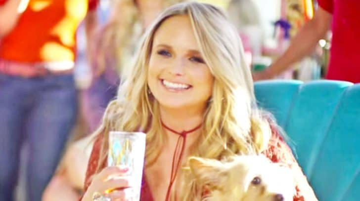Remake Of Miranda Lambert's New Music Video Stars Two Special People | Country Music Nation