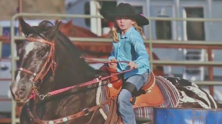 10-Year-Old Barrel Racer Dies Following Tragic Accident | Country Music Nation