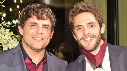 Rhett Akins Spills The Beans On Gender Of Thomas Rhett's Adopted Baby