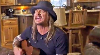 Kid Rock Drops Jaws With Spontaneous Country Music Tribute