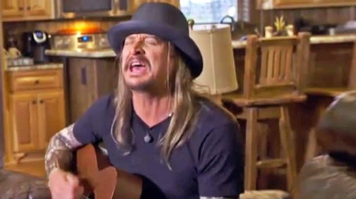 Kid Rock Drops Jaws With Spontaneous Country Music Tribute | Country Music Nation